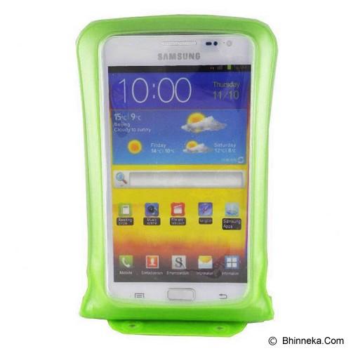 DICAPAC Waterproof Bag [WP-C2] - Green (C) - Plastik Handphone / Waterproof